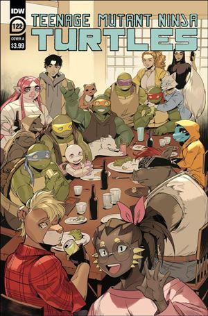 Teenage Mutant Ninja Turtles (2011) 122-A