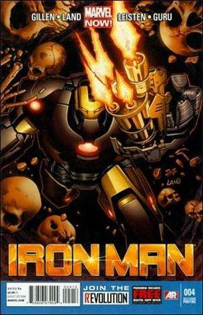 Iron Man (2013) 4-D