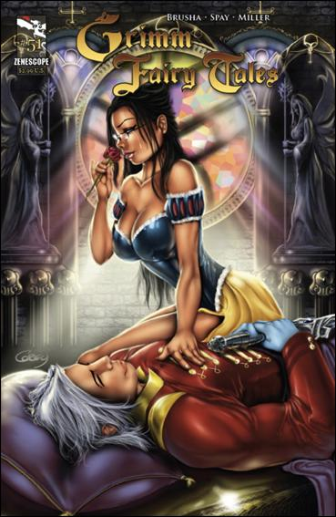 Grimm Fairy Tales (2005) 51-A by Zenescope Entertainment