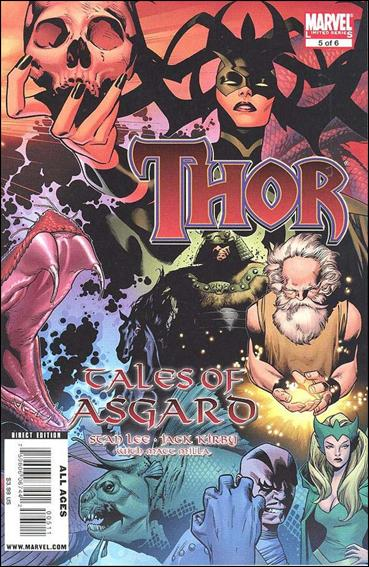 Thor: Tales of Asgard by Stan Lee & Jack Kirby 5-A by Marvel