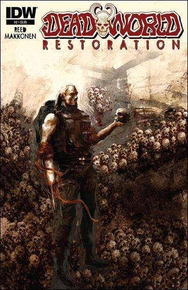 Deadworld: Restoration 2-A by IDW