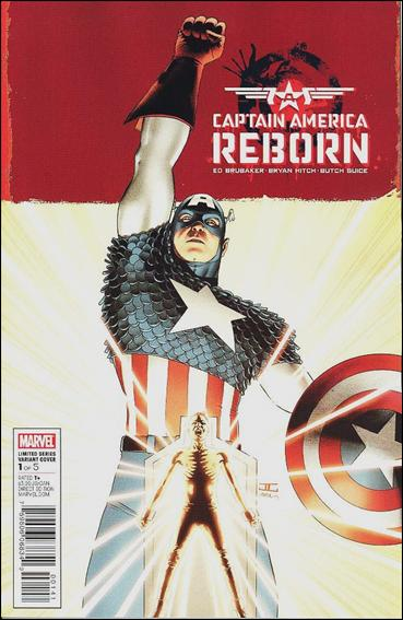 Captain America: Reborn 1-C by Marvel