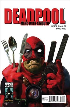 Deadpool: Merc with a Mouth 10-A