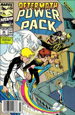 Power Pack (1984) 44-A