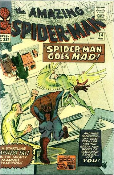 Amazing Spider-Man (1963) 24-A by Marvel