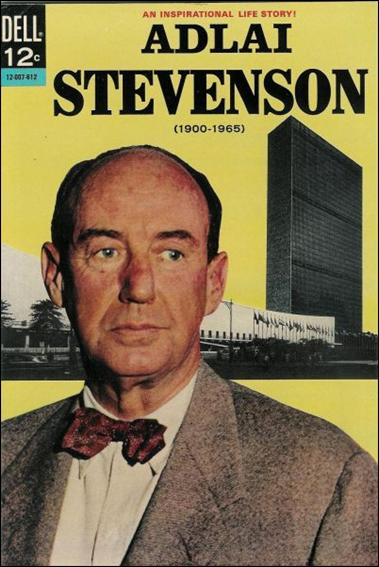 Adlai Stevenson nn-A by Dell