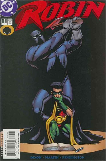 Robin (1993) 81-A by DC