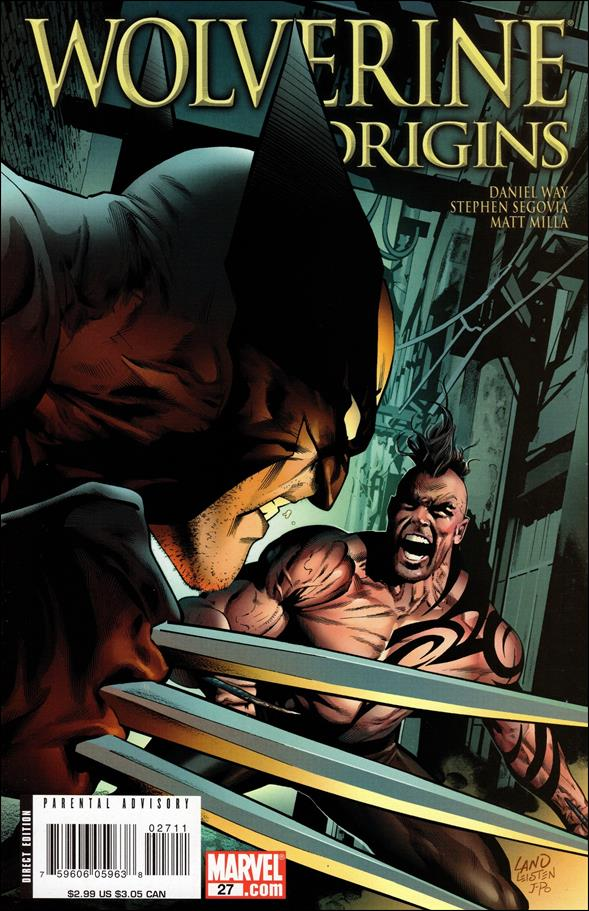 Wolverine: Origins 27-A by Marvel