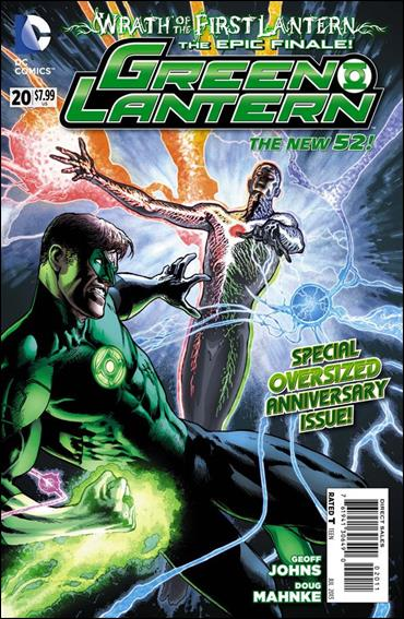 Green Lantern (2011) 20-A by DC