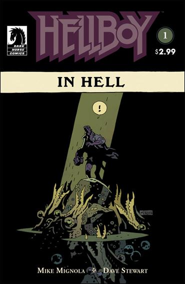 Hellboy in Hell 1-A by Dark Horse