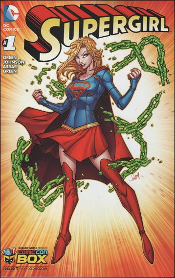 Supergirl (2011) 1-D by DC
