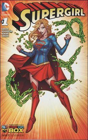 Supergirl (2011) 1-D