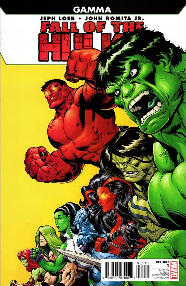 Fall of the Hulks: Gamma 1-A by Marvel