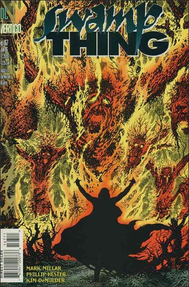 Swamp Thing (1986) 167-A by Vertigo