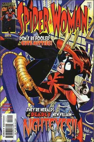 Spider-Woman (1999) 14-A by Marvel