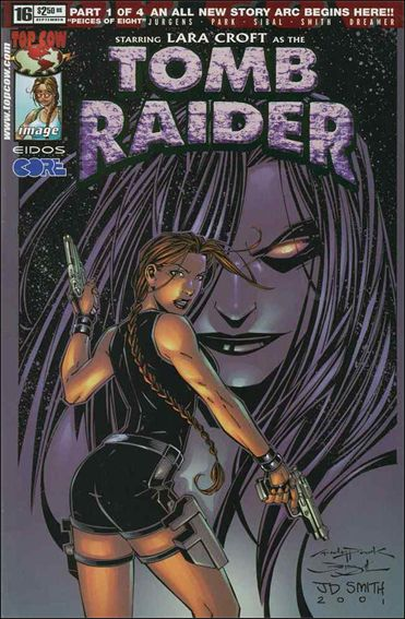 Tomb Raider: The Series 16-A by Top Cow