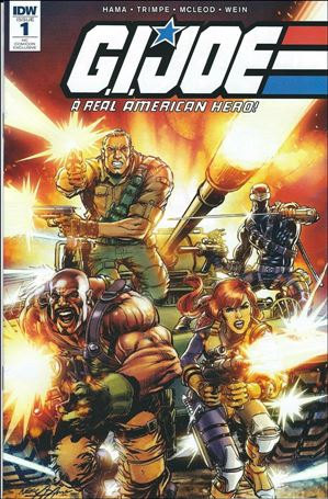 G.I. Joe: A Real American Hero 1-G