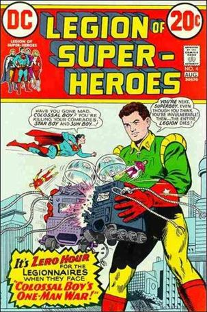 Legion of Super-Heroes (1973) 4-A
