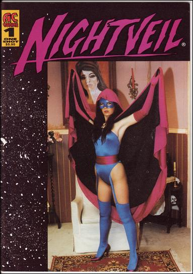 Nightveil (2003) 1-A by AC