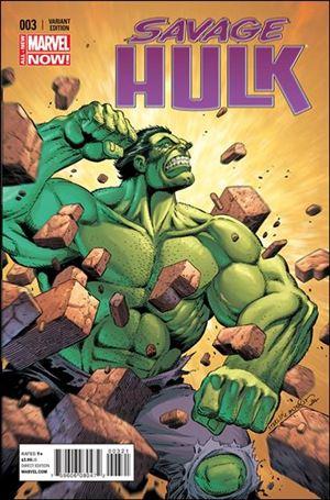 Savage Hulk (2014) 3-B