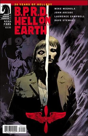 B.P.R.D. Hell on Earth (2012) 121-A