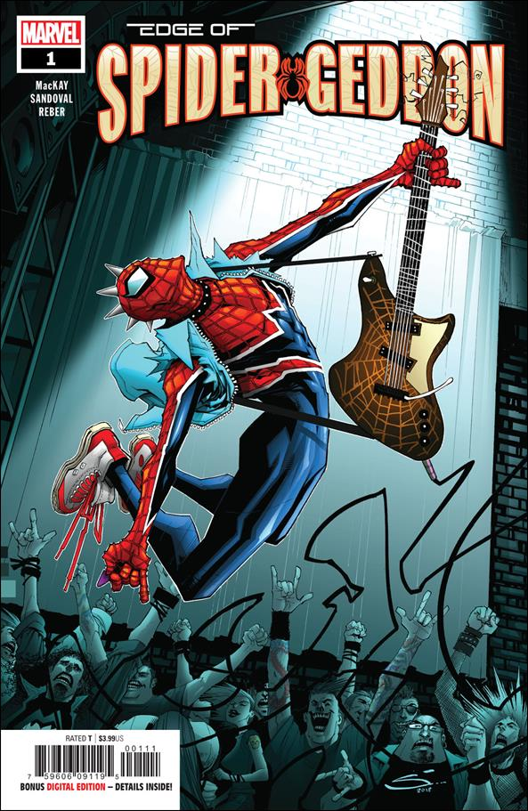 Edge of Spider-Geddon 1-A by Marvel