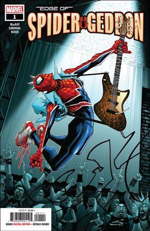 Edge of Spider-Geddon 1-A