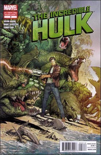 Incredible Hulk (2011)  3-B by Marvel