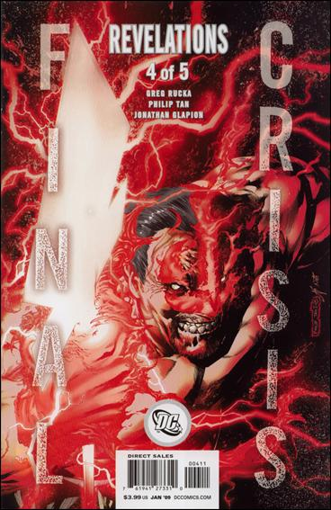 Final Crisis: Revelations 4-B by DC