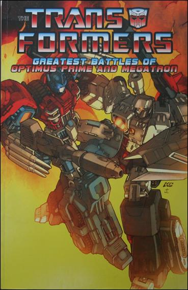 Transformers: The Greatest Battles of Optimus Prime and Megatron nn-A by IDW
