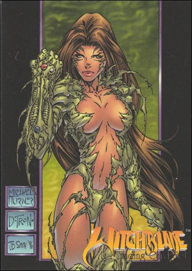 Witchblade (Promo) nn-A by Top Cow