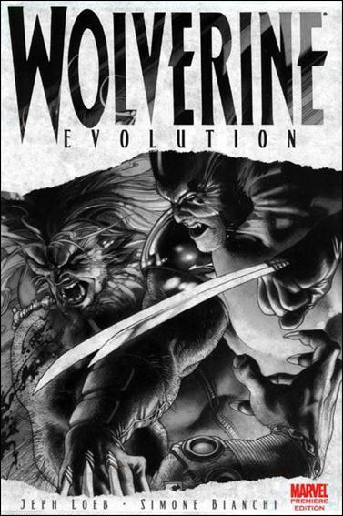 Wolverine: Evolution 1-B by Marvel