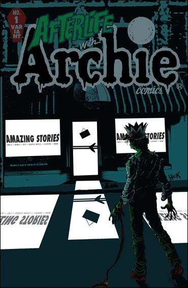 Afterlife with Archie 1-EB by Archie