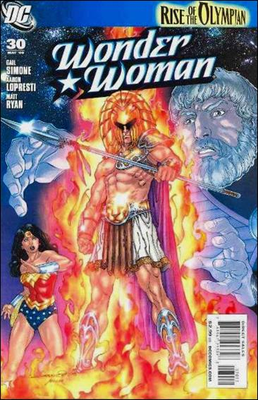 Wonder Woman (2006) 30-A by DC