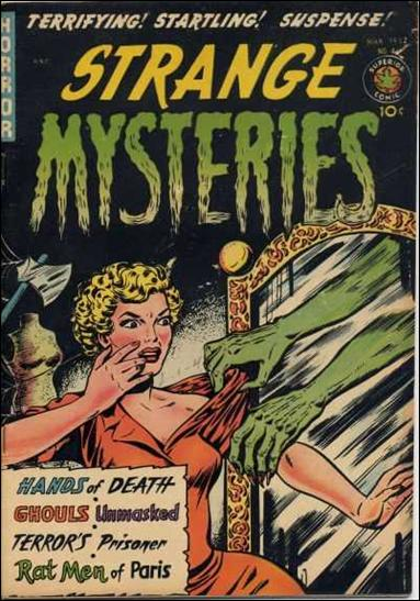 Strange Mysteries (1951) 4-A by Superior