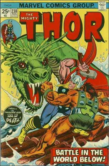 Thor (1966) 238-A by Marvel