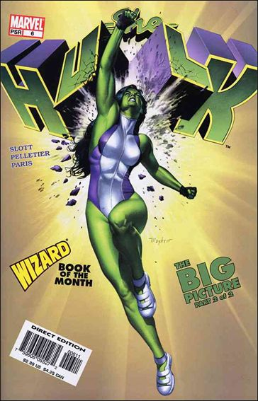 She-Hulk (2004) 6-A by Marvel