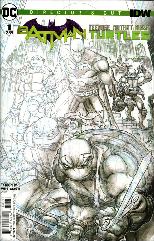 Batman/Teenage Mutant Ninja Turtles 1-N by DC