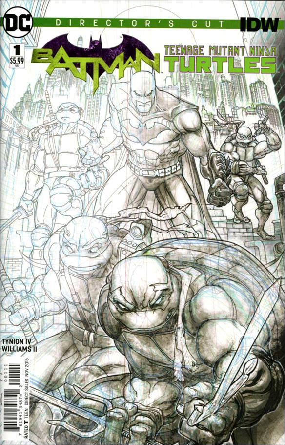 Batman/Teenage Mutant Ninja Turtles 1-N by DC