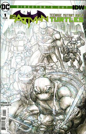Batman/Teenage Mutant Ninja Turtles 1-N
