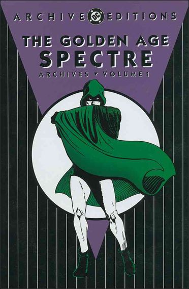 Golden Age: Spectre Archives 1-A by DC