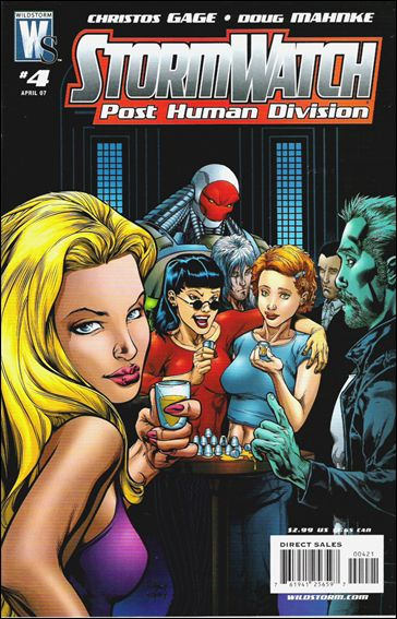 StormWatch: P.H.D. 4-B by WildStorm