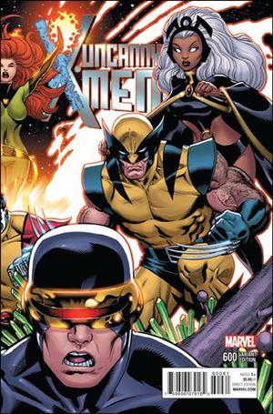 Uncanny X-Men (1981) 600-J