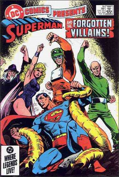 DC Comics Presents (1978) 78-A by DC