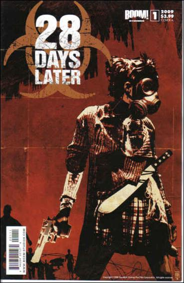 28 Days Later 1-A by Boom! Studios