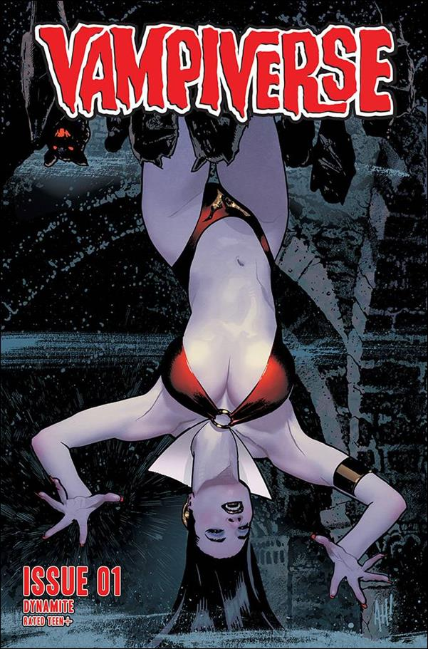Vampiverse 1-A by Dynamite Entertainment