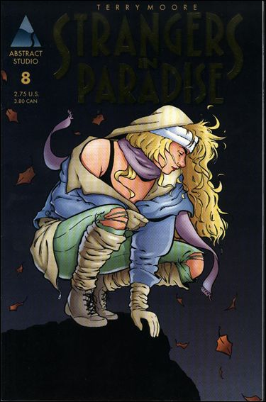 Strangers in Paradise (1994) 8-B by Abstract Studio