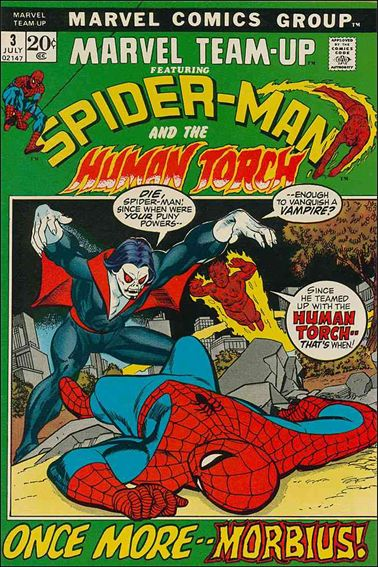 Marvel Team-Up (1972) 3-A by Marvel