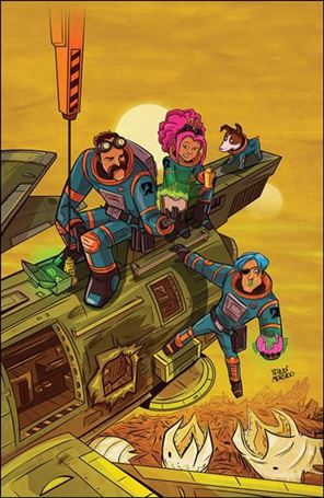 Rocket Salvage 1-B