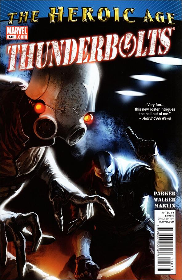 Thunderbolts (1997) 146-A by Marvel